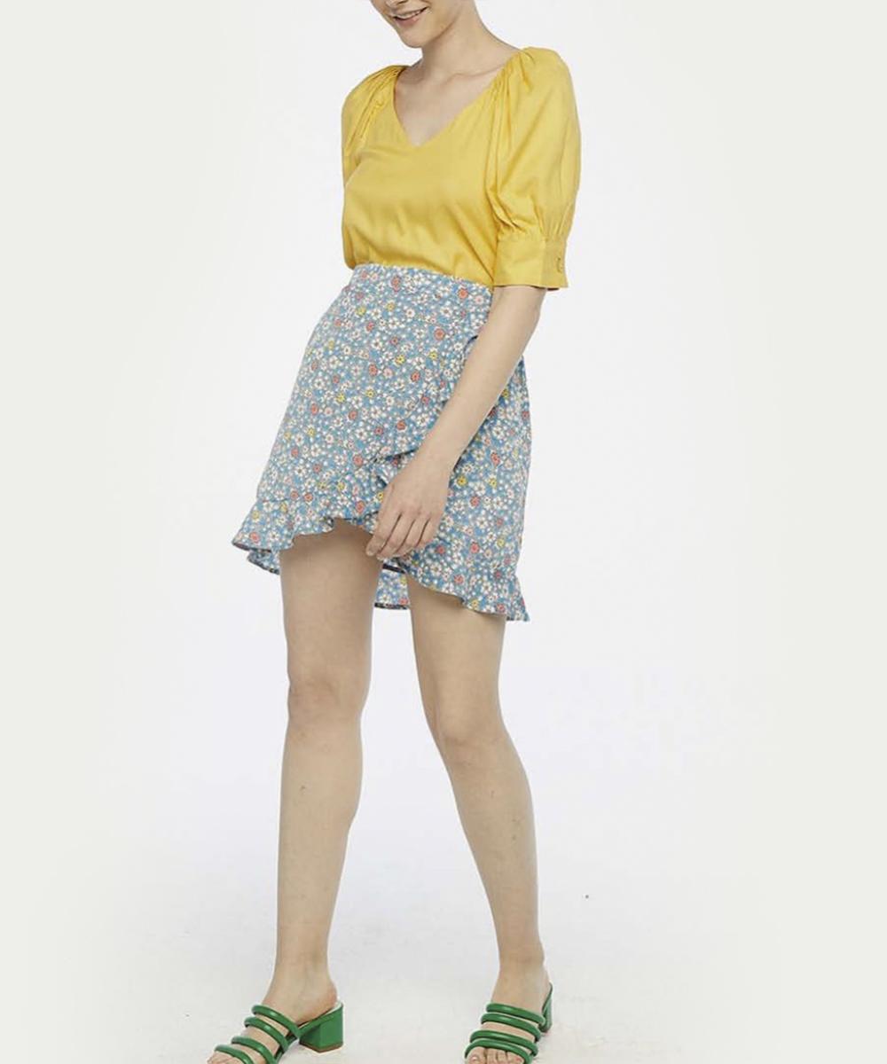 Skirt - Electric Paros - SKU ep2112