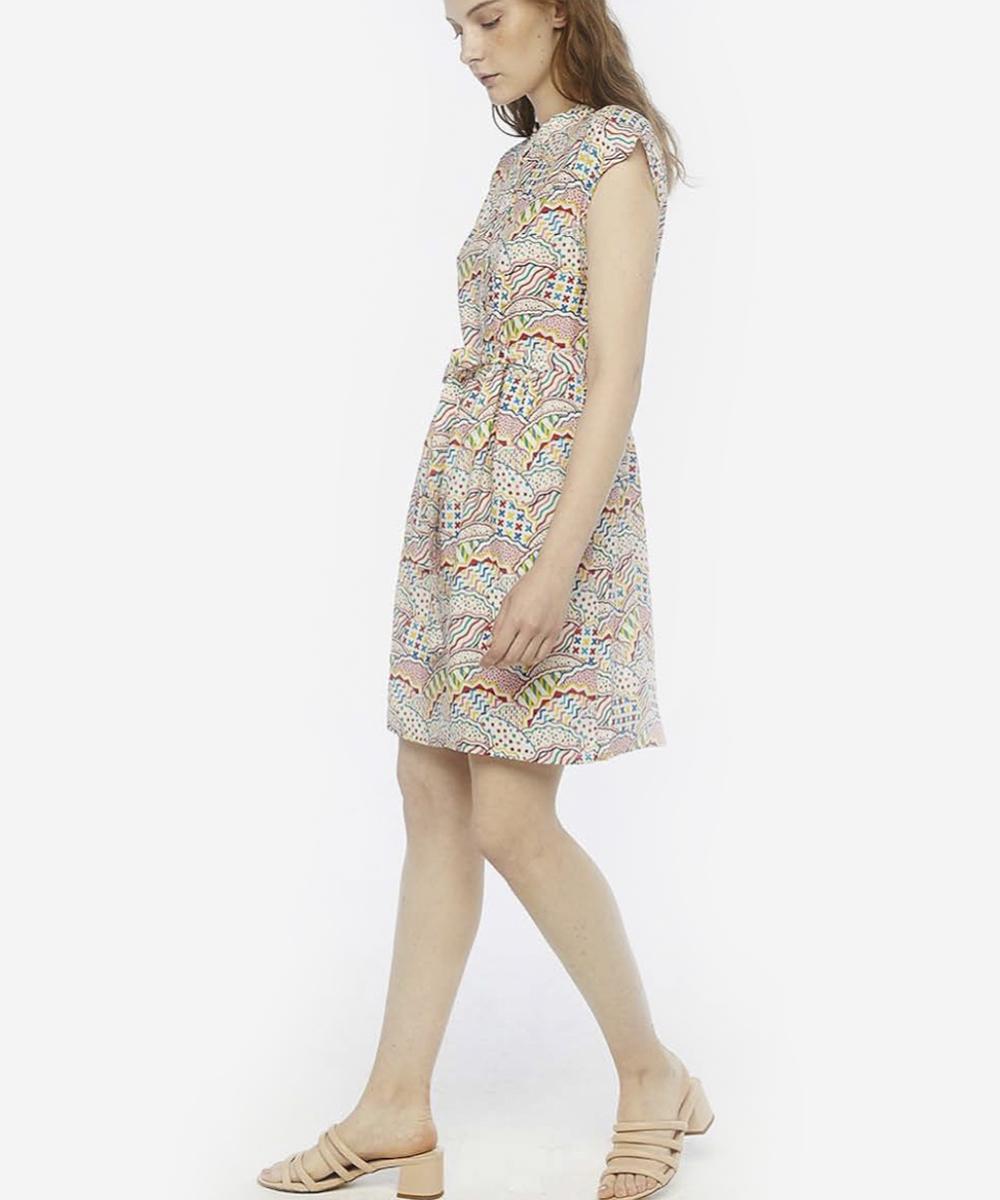 Dress - Electric Paros - SKU ep2114