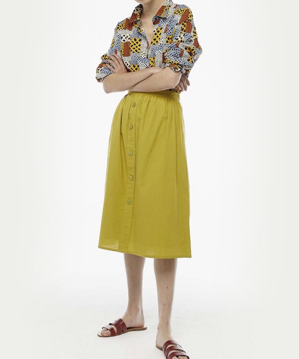 Skirt - Electric Paros - SKU ep2125