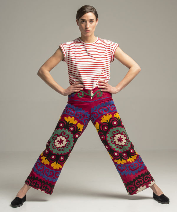 Trousers - Electric Paros - One of a kind