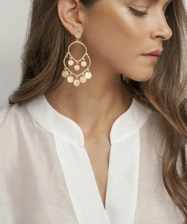 Sterope Earrings - Electric Paros - SKU ep2314