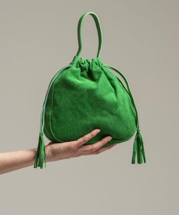 Leather Bag - Electric Paros - SKU ep2322