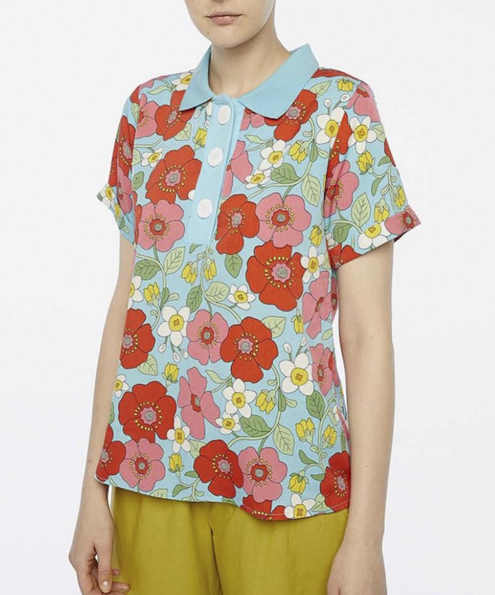 Polo shirt - Electric Paros - SKU ep2106