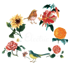 Electric Logo Transparent