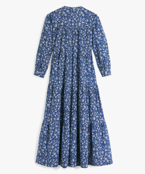 Georgie Dress Indigo Lolita B