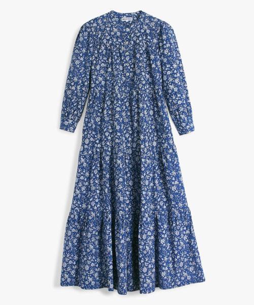 Georgie Dress Indigo Lolita F